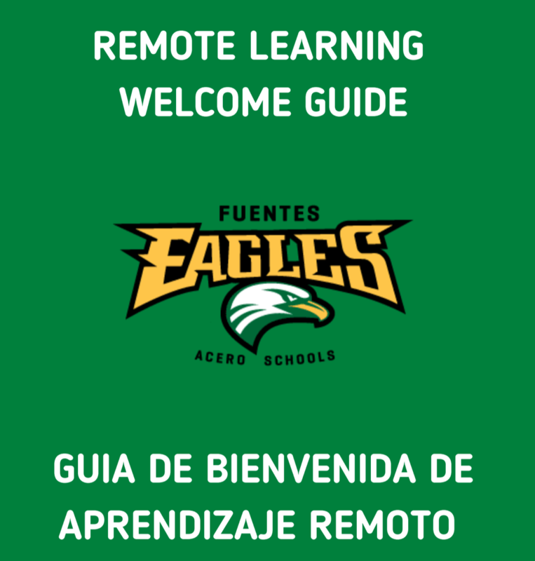 Fuentes Remote Learning Guide Featured Photo