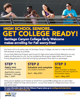 Get College Ready with SCC