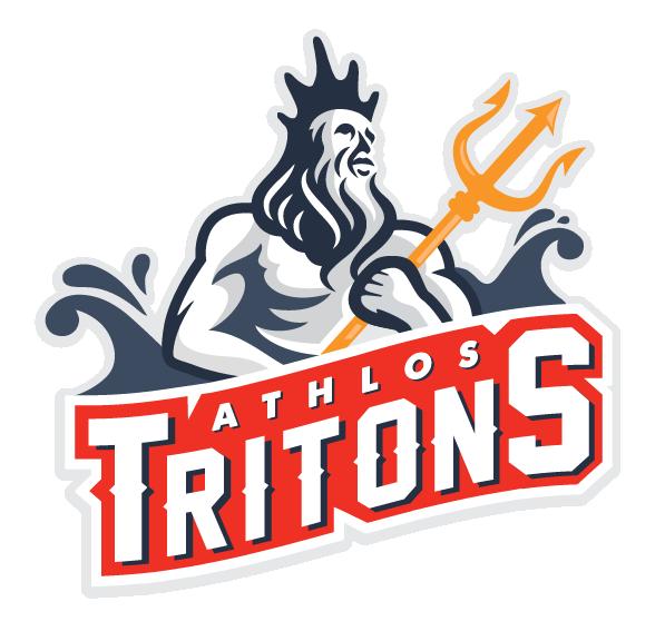 Athlos Triton Mascot