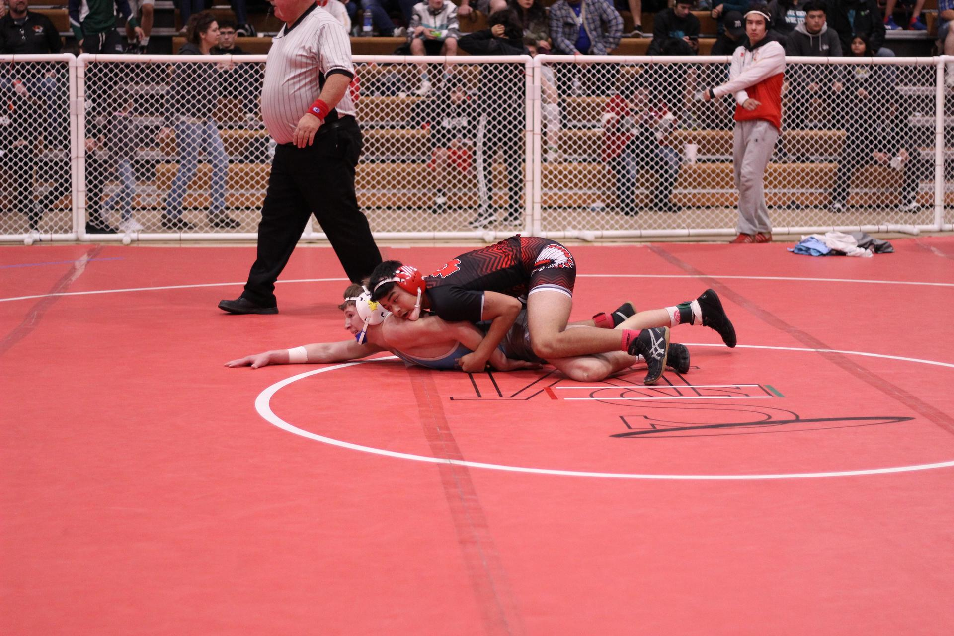 Boys Wrestling