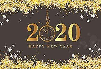 Happy New Year!  See you Thursday 1/2/2020! Featured Photo