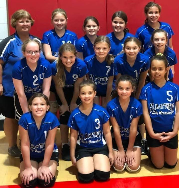 Junior Volleyball Team