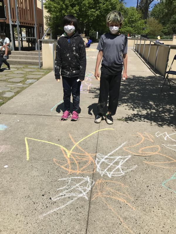 Grade 5/6 Art Class Featured Photo