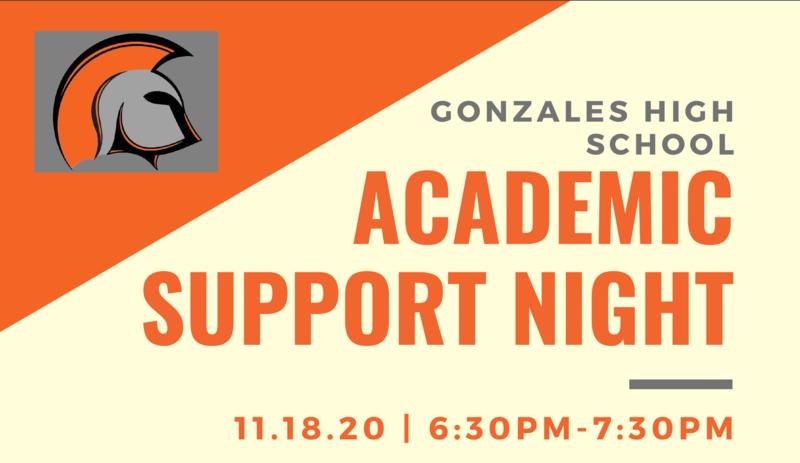 Academic Support Night / Noche de Apoyo Academico 11/18/2020 6:30 - 7:30 PM Featured Photo