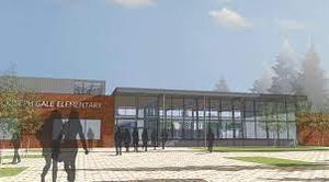 rendering of Joseph Gale elementary