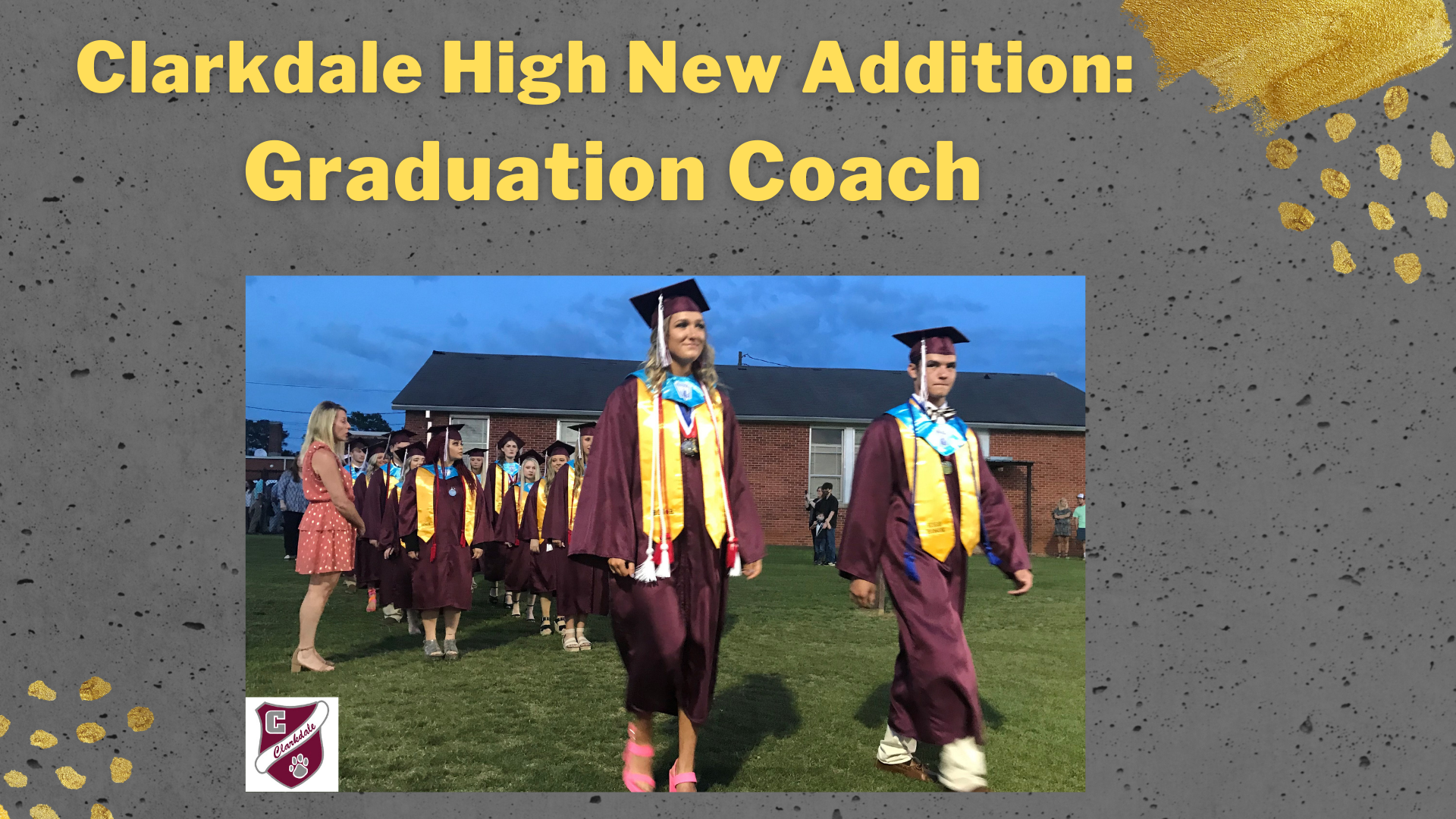 CHS New Graduation Coach