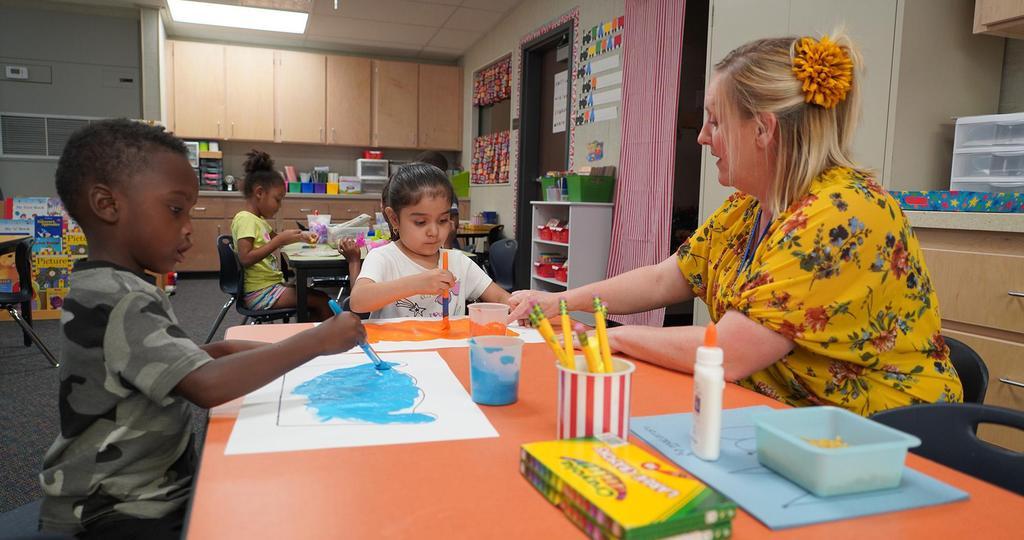 classrom teaching