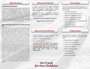 Election GO Bond SB9 brochure2