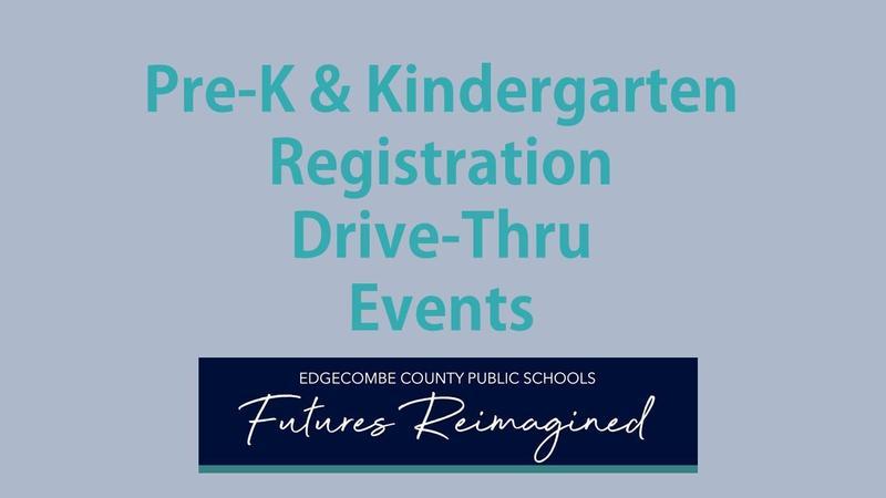 Pre-K and Kindergarten Drive-thru Registration Featured Photo