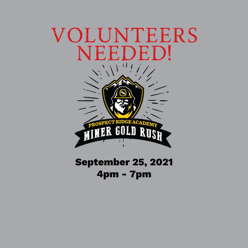 Miner Gold Rush Still Needs Volunteers! Thumbnail Image