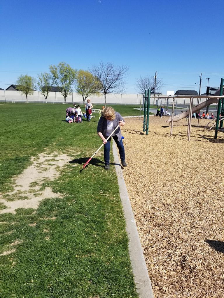 Lakeview Earth Day Cleanup