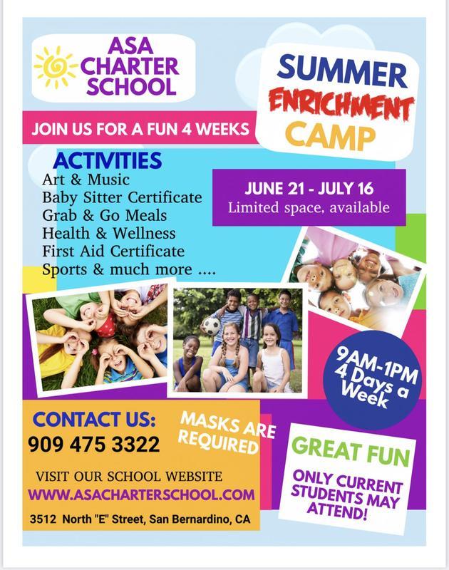 Summer school 20-21