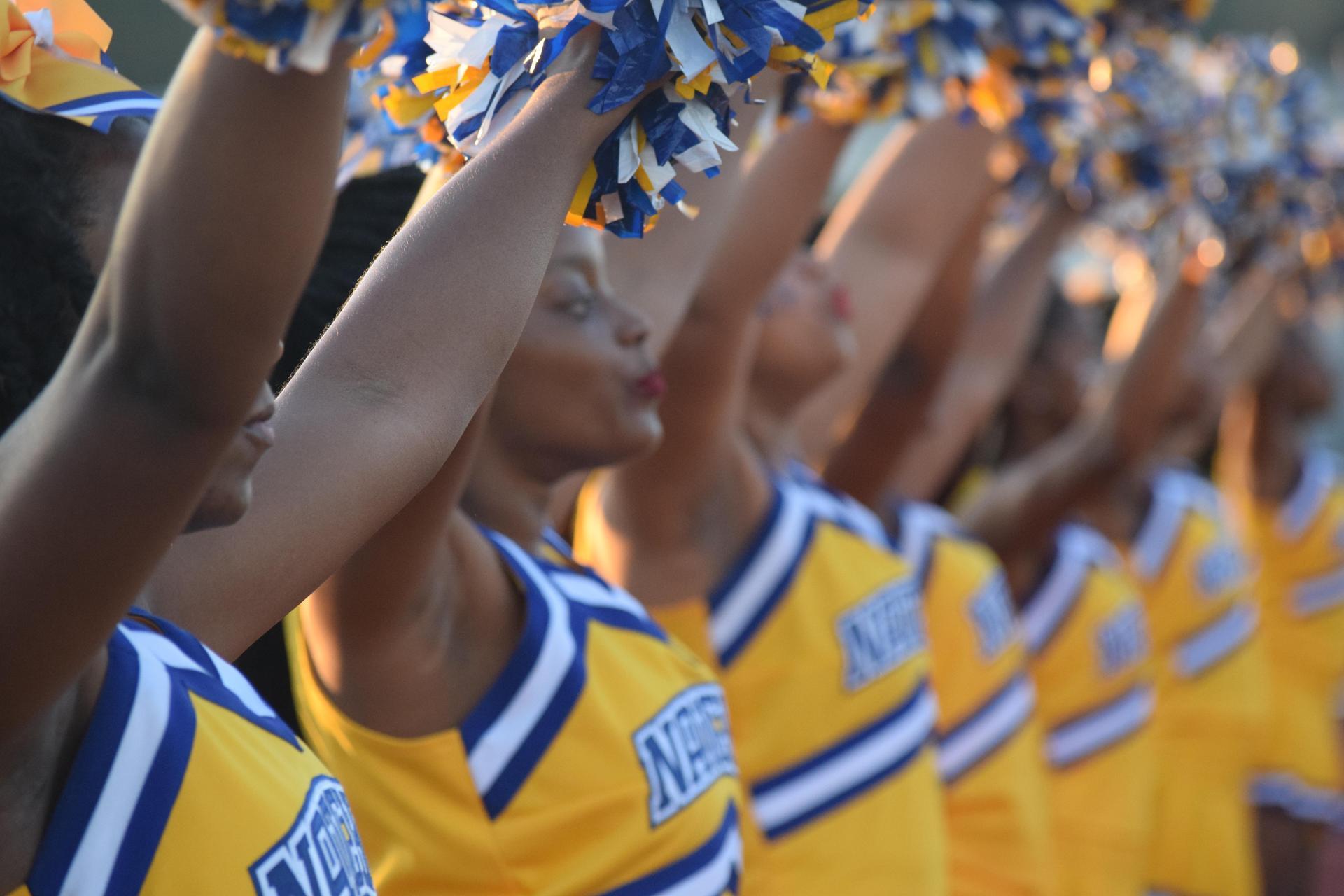 Natchez High School Cheer 2019