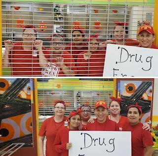 PRIMARY DRUG FREE