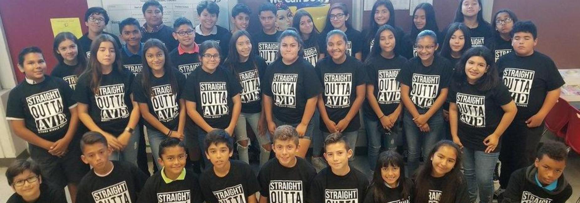 7th grade AVID