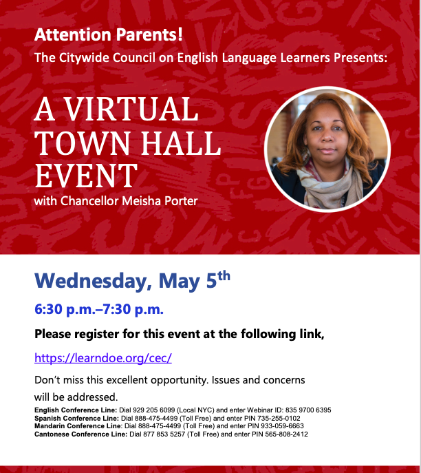 Virtual Town Hall with Chancellor Porter Featured Photo