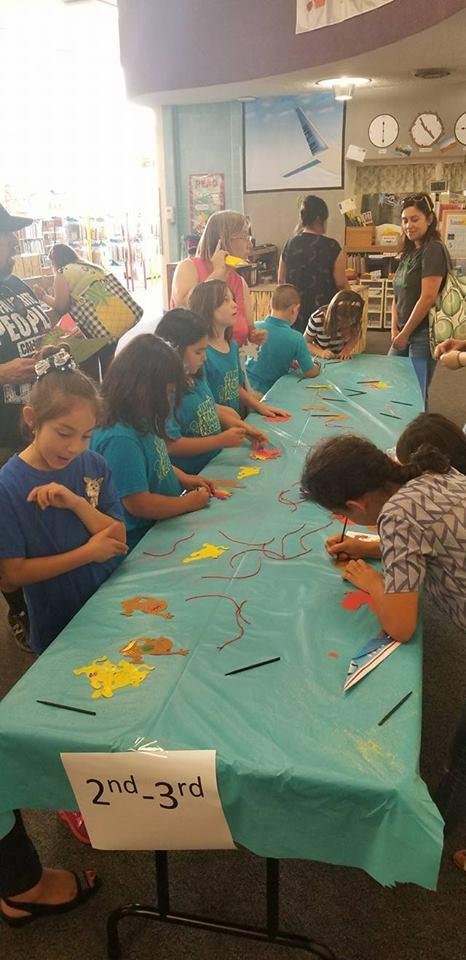 Elementary Summer Activity