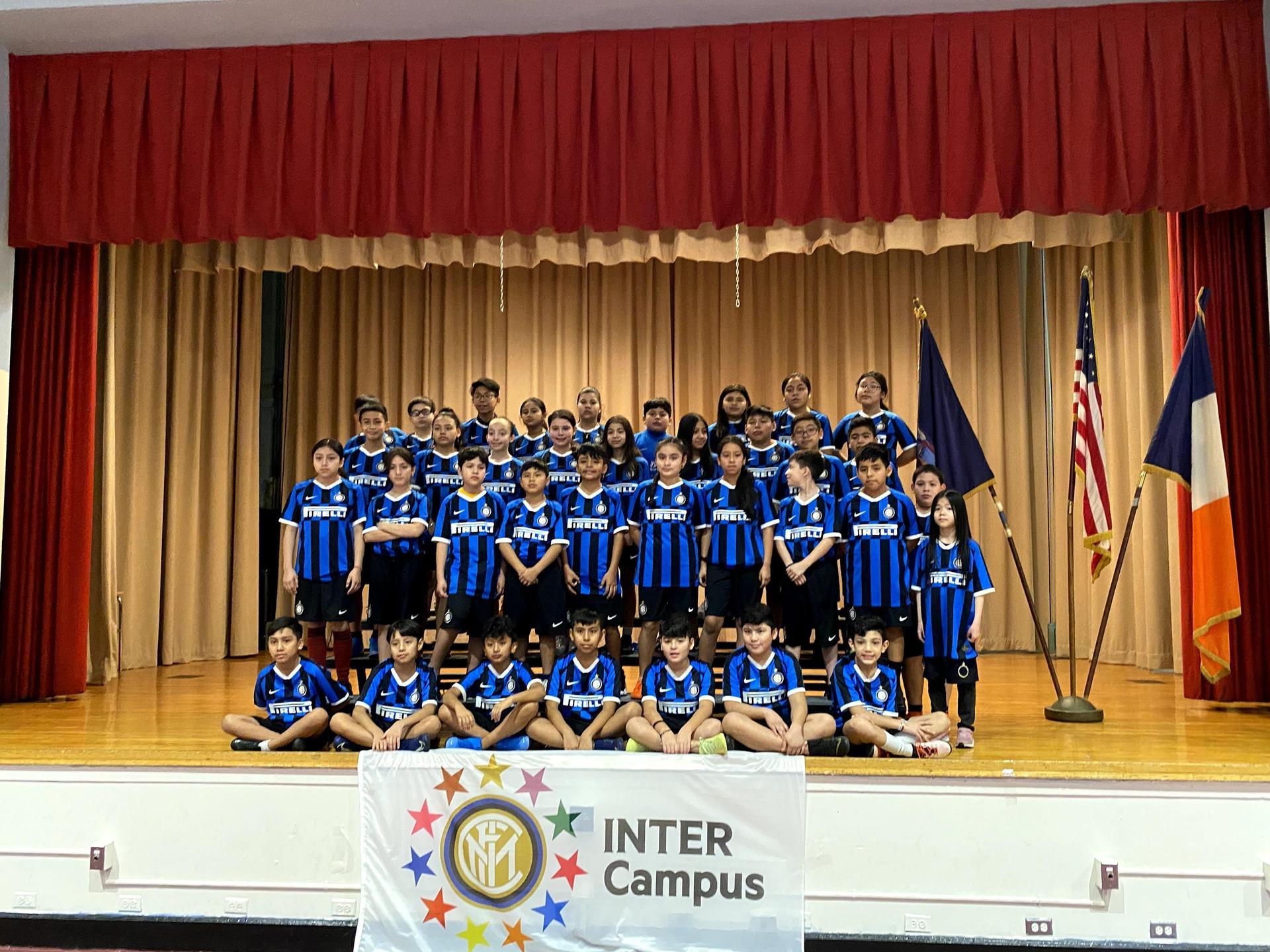 Inter Campus Soccer - Athletics - Magnet School of ...