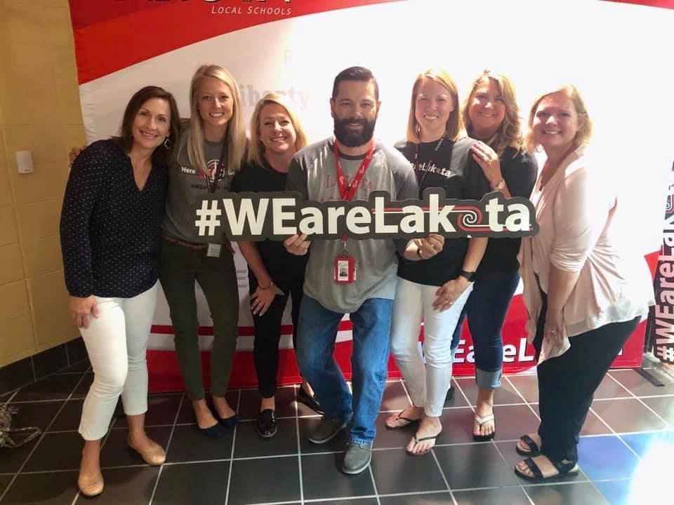 Butler County Success Liaisons with Lakota Local School District