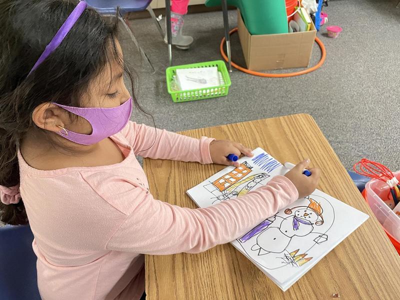 Grades 1&2 Art Featured Photo
