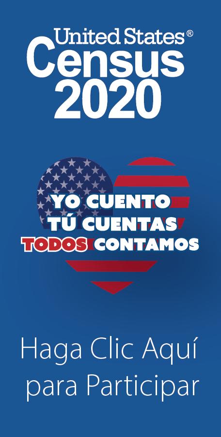 Participate in Census 2020