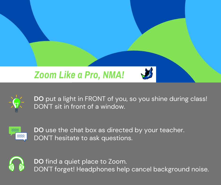 Zoom like a pro