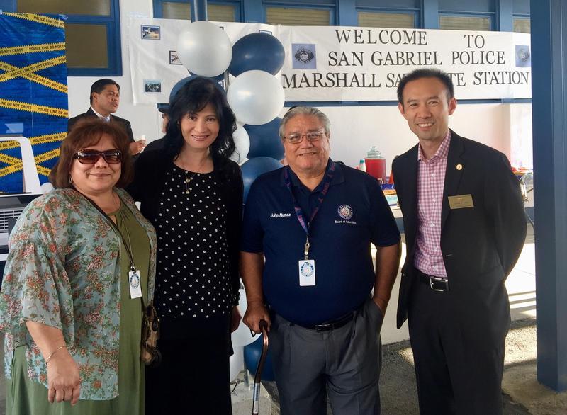 Marshall Satellite Police Station Grand Opening Thumbnail Image