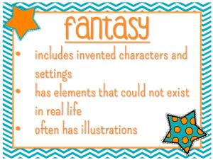 Fantasy description