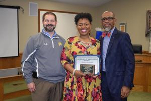 McComb School District Celebrates Guidance Counselor Recognition Week