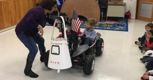 rover 1st grade