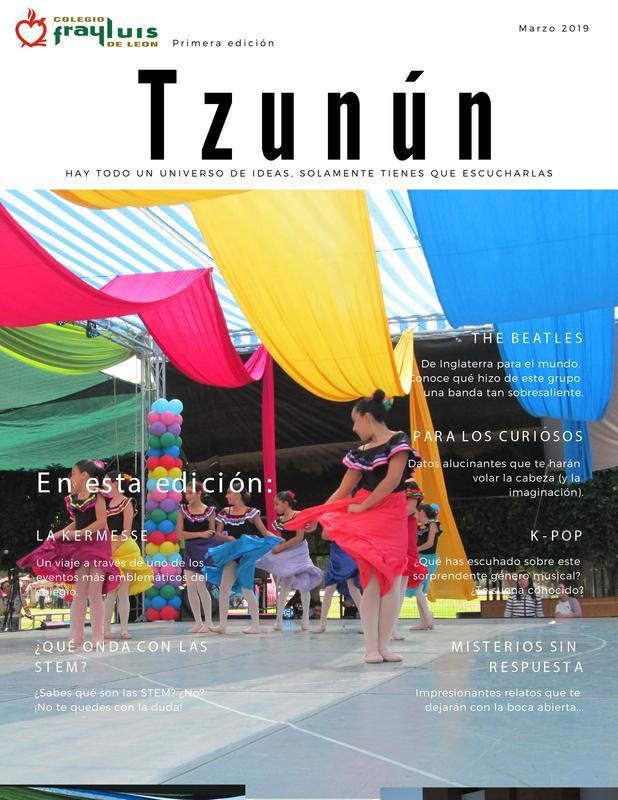 Revista Tzunún Featured Photo