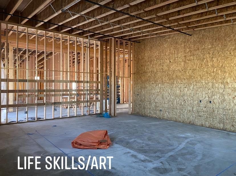 Expansion Life Skills/Art