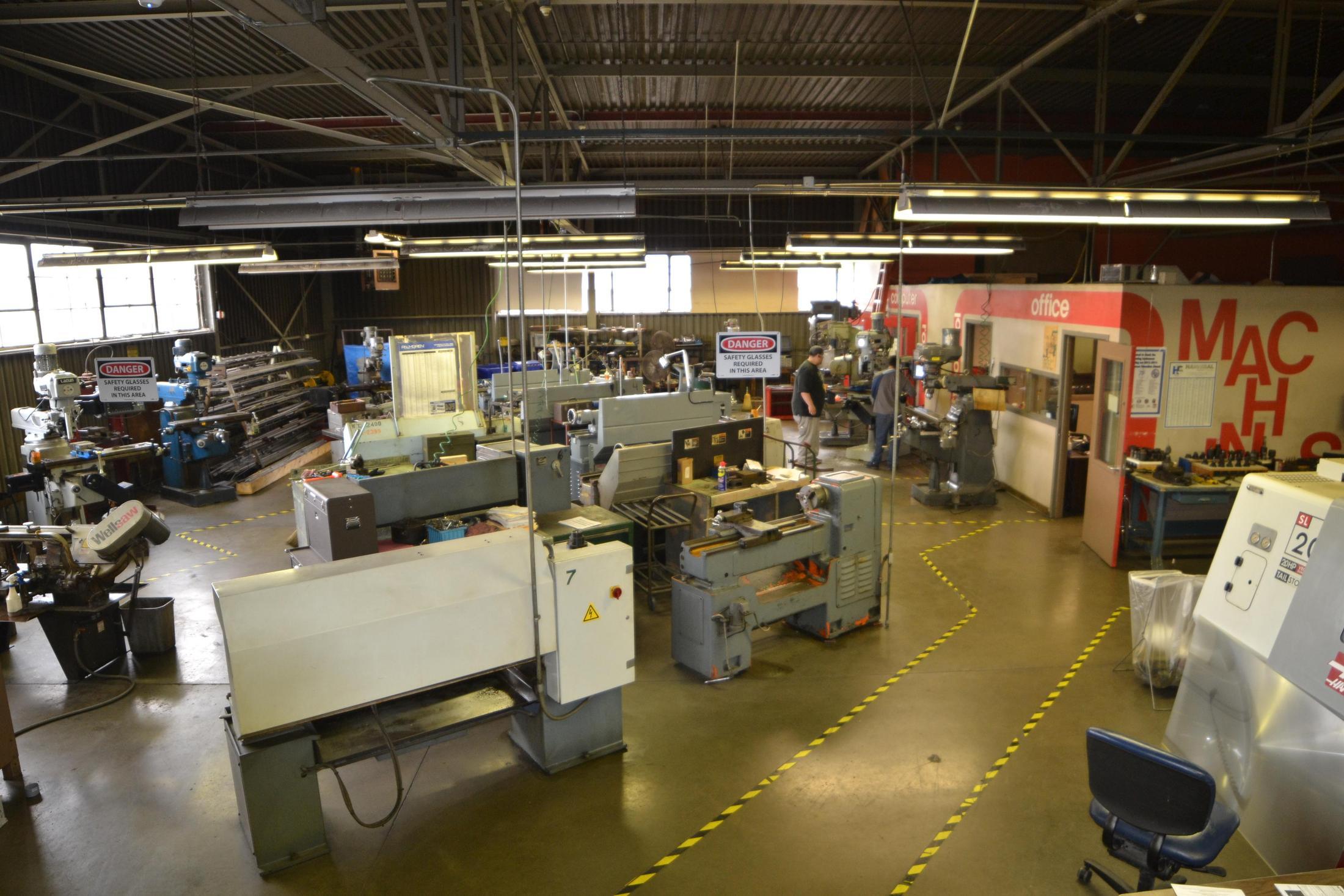 Machinist CNC/MasterCAM Training - CTE Programs - Adult