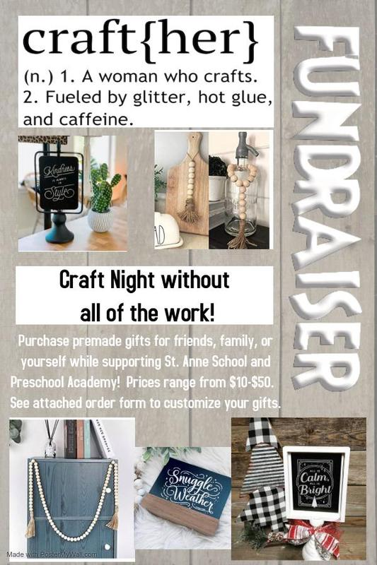 Craft(her) Fundraiser! Thumbnail Image