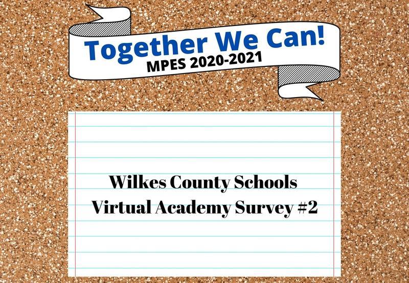 WCS Virtual Academy Survey #2