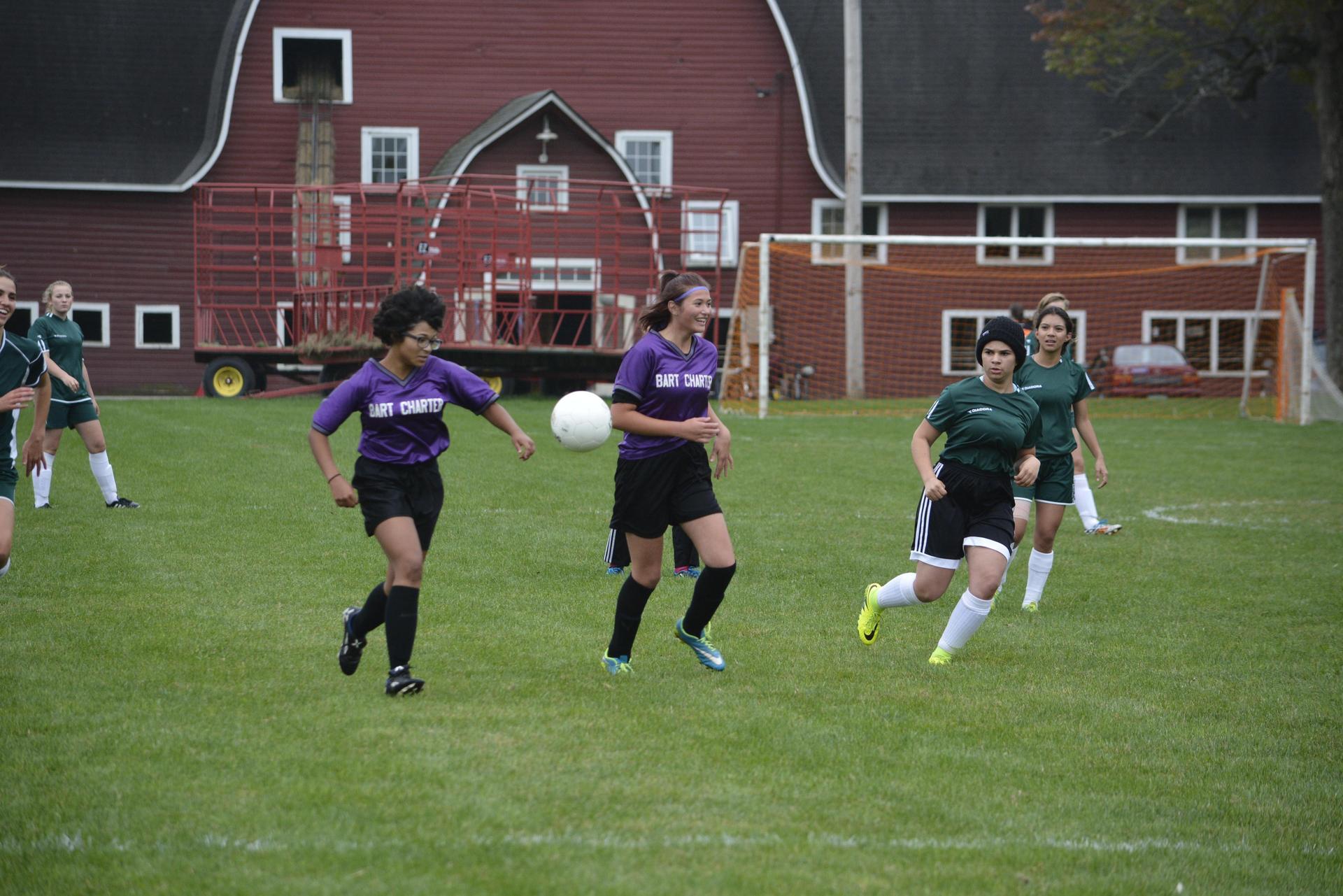 BART Soccer