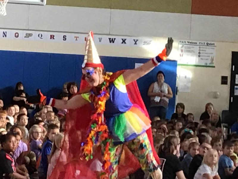 Character Education Assembly Featured Photo