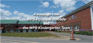 Message from Principal Rhoads