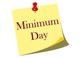Minimum Day December 20th 12:50 Dismissal! Featured Photo