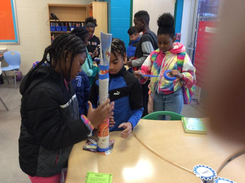 STEAM: Makerspace Morning Work Featured Photo