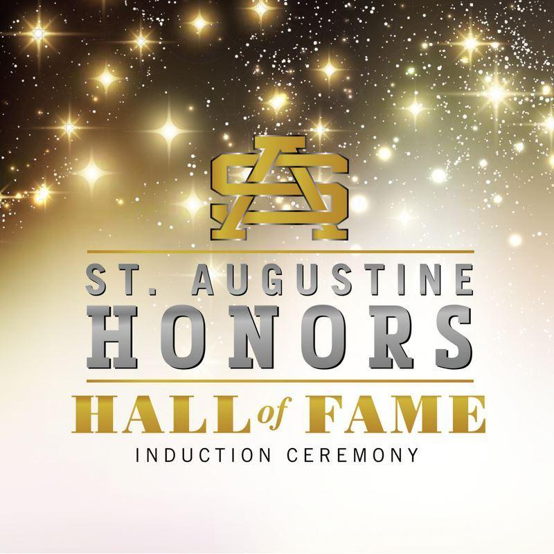 St. Augustine Honors logo