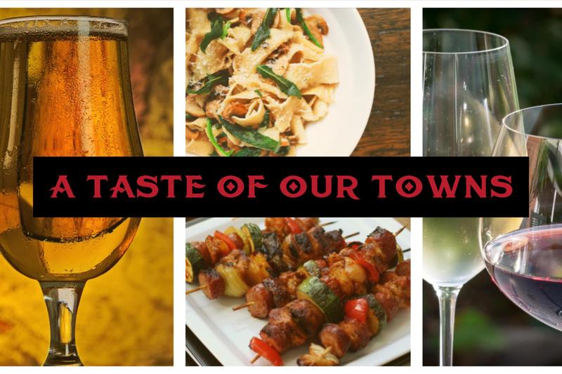 A Taste of Our Towns 2020 Thumbnail Image