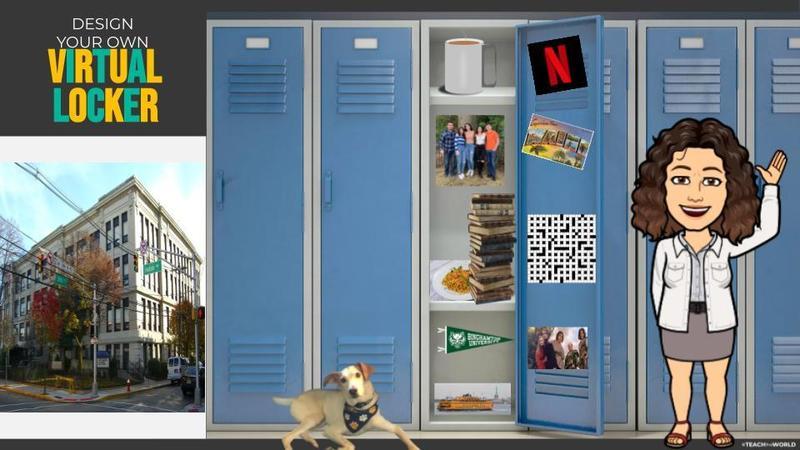 Virtual Locker Template