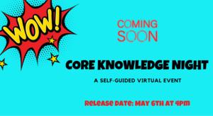 Core Knowledge Night