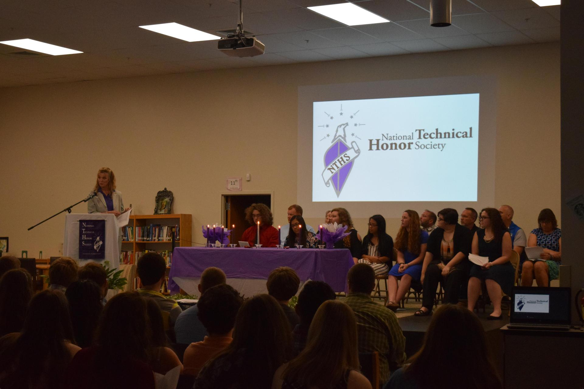 2018 Induction Ceremony