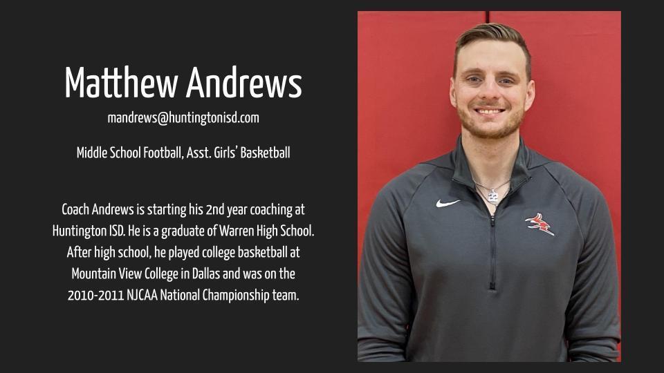 Matt Andrews