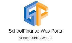 School finance portal