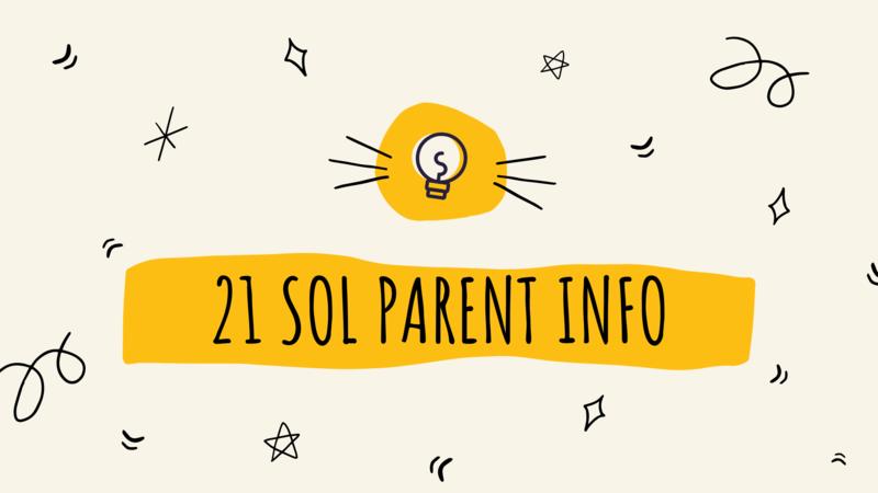 SOL Parent Information Featured Photo
