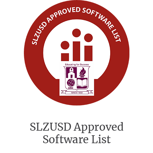 SZLUSD Approved Software List