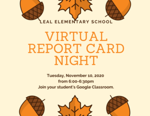 Leal Virtual Report Card Night.png